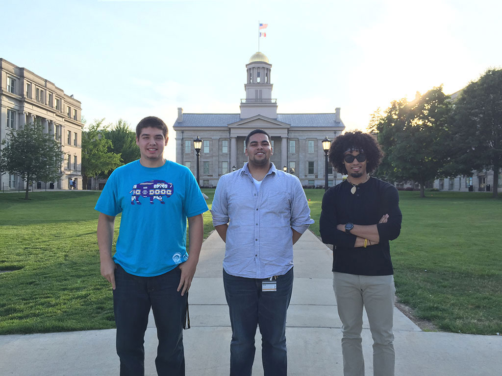 Students Conducting Research at Four-Year Institutions