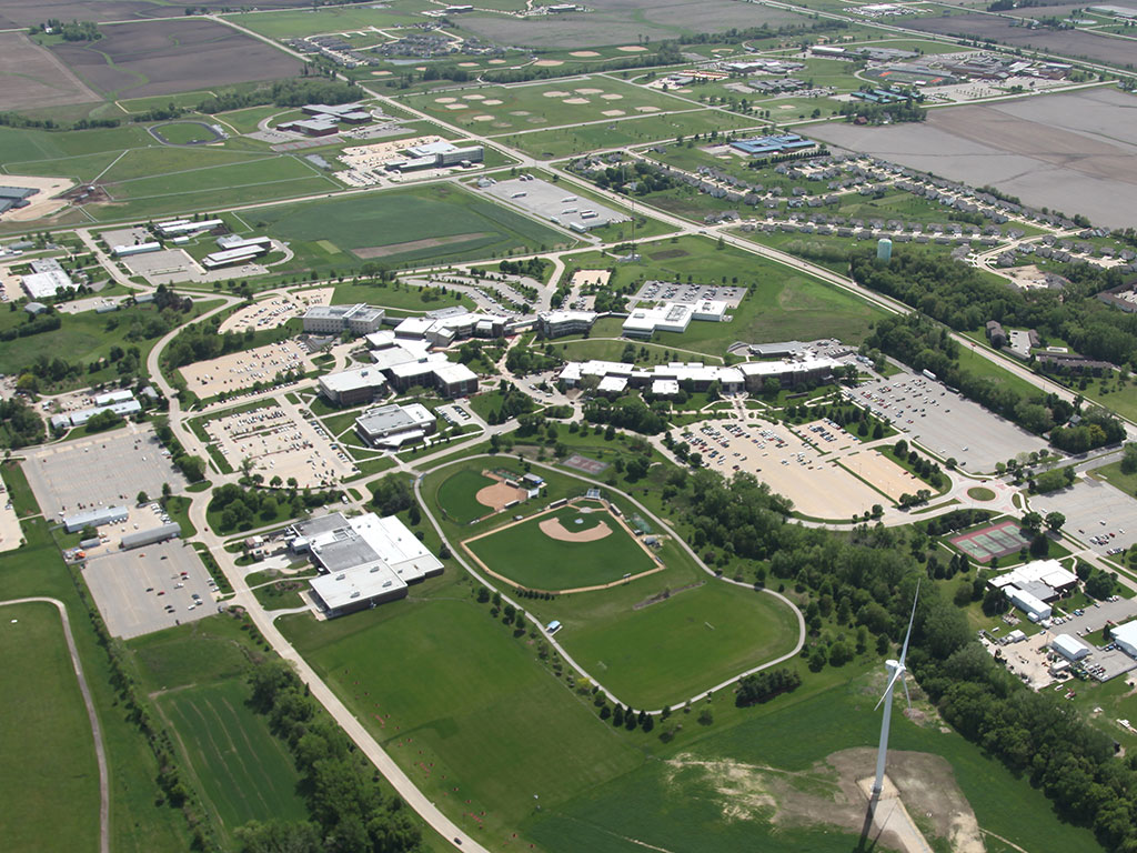 Kirkwood Community College main campus