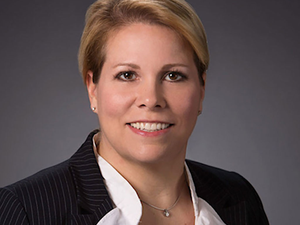 Jackie Bohr, general manager of The Hotel at Kirkwood Center