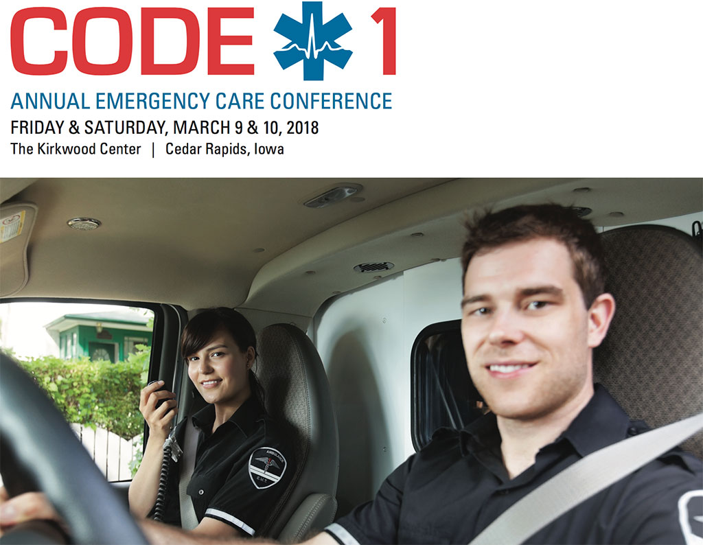 Code 1 annual emergency care conference