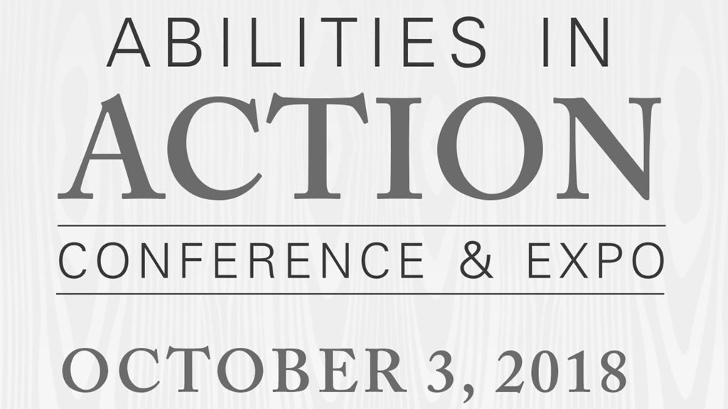 Abilities in Action Conference 2018