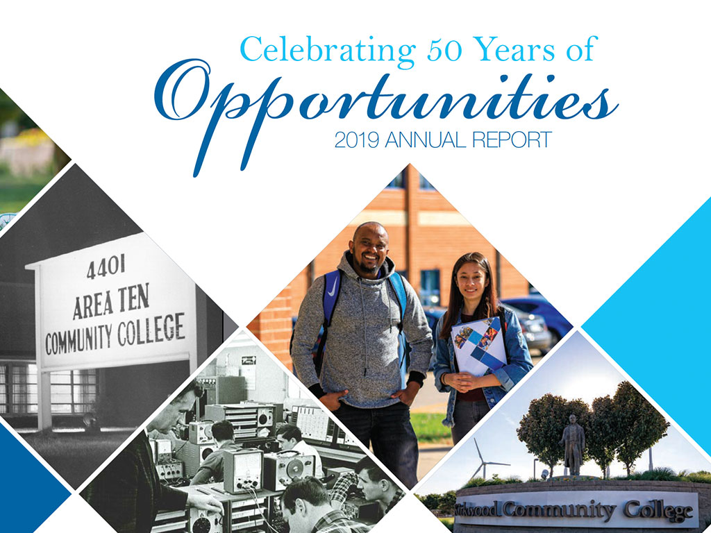 Celebrating 50 Years of Opportunities - Foundation 2019 Annual Report